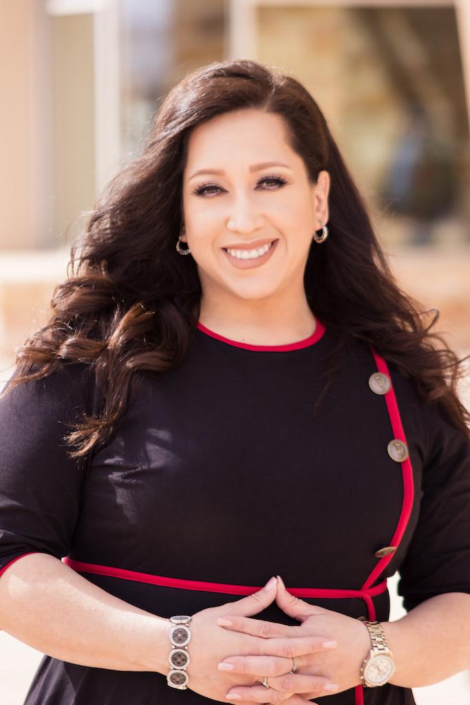 Edwina Pina Cisneros 2020 New Mexico House Candidate