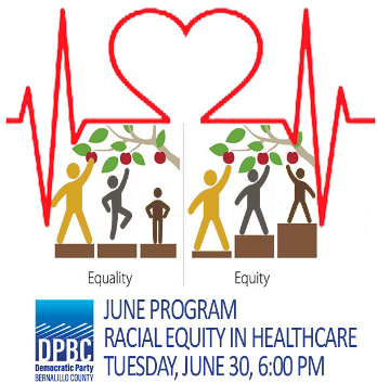 June 2020 Racial Equality in Healthcare Program