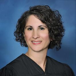 Lucy Solimon, District Judge, Division 29