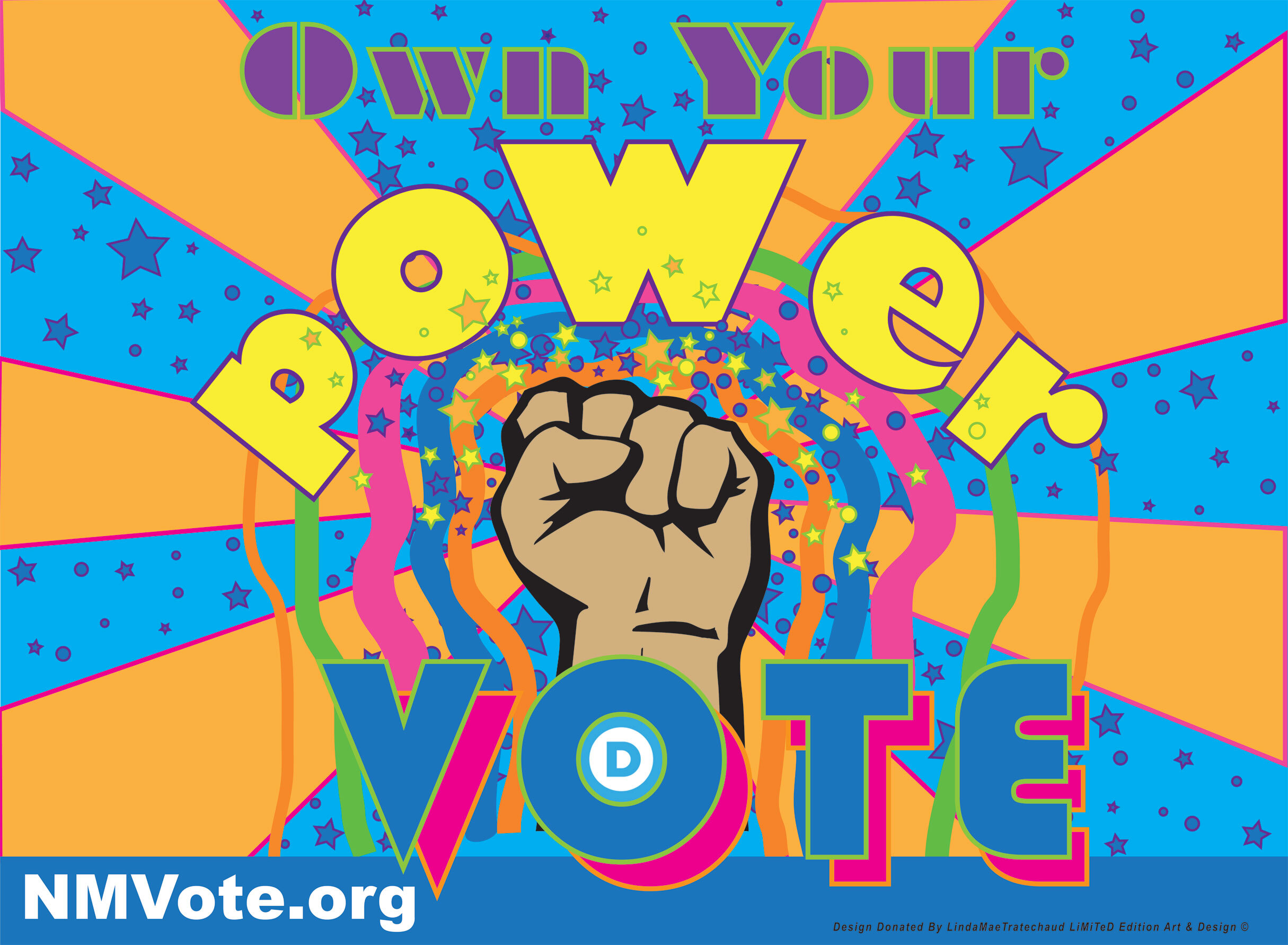 Own Your Power Vote